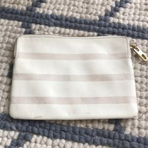 GAP leather pouch